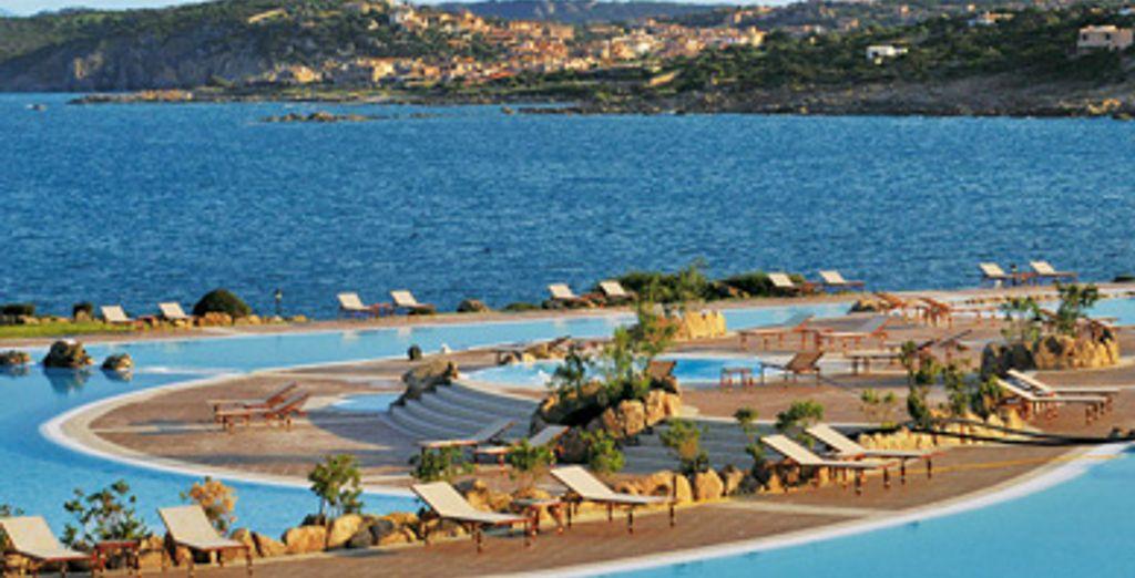 - Hôtel Colonna Resort***** - Porto Cervo - Sardaigne Olbia