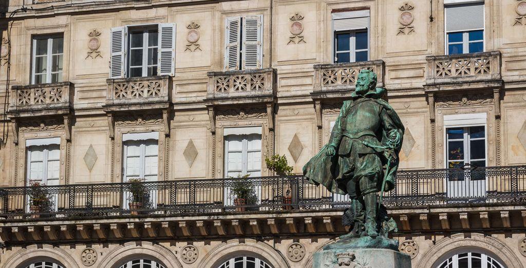 Centre historique de La Rochelle