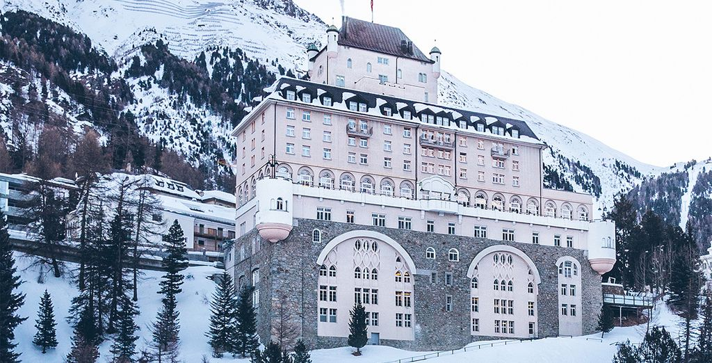 Hôtel Schloss Pontresina 4*
