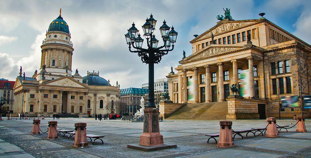 Découvrez Berlin, son histoire, ses monuments, sa culture