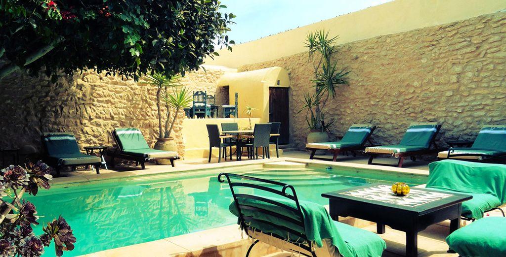 Découvrez un lieu d'exception ! - Dar Dhiafa  Djerba