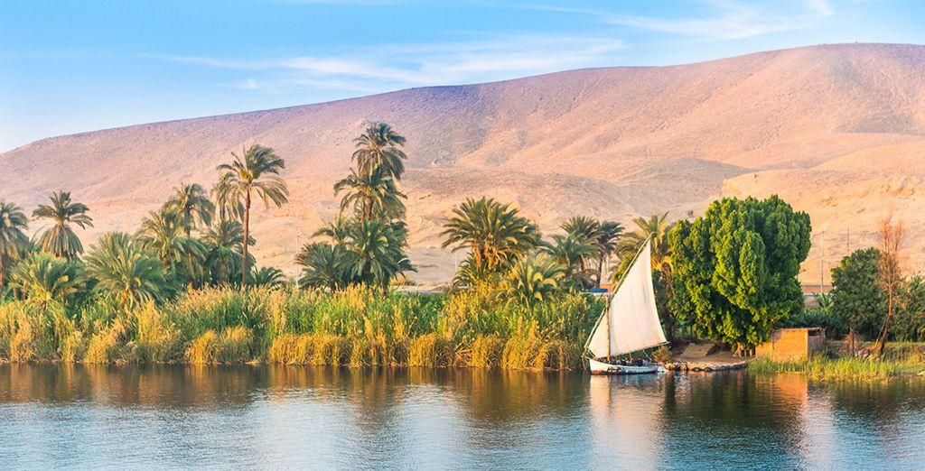 L'Essentiel de l'Égypte et extension au Caire
