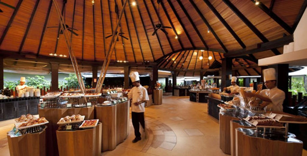 Le restaurant Iru