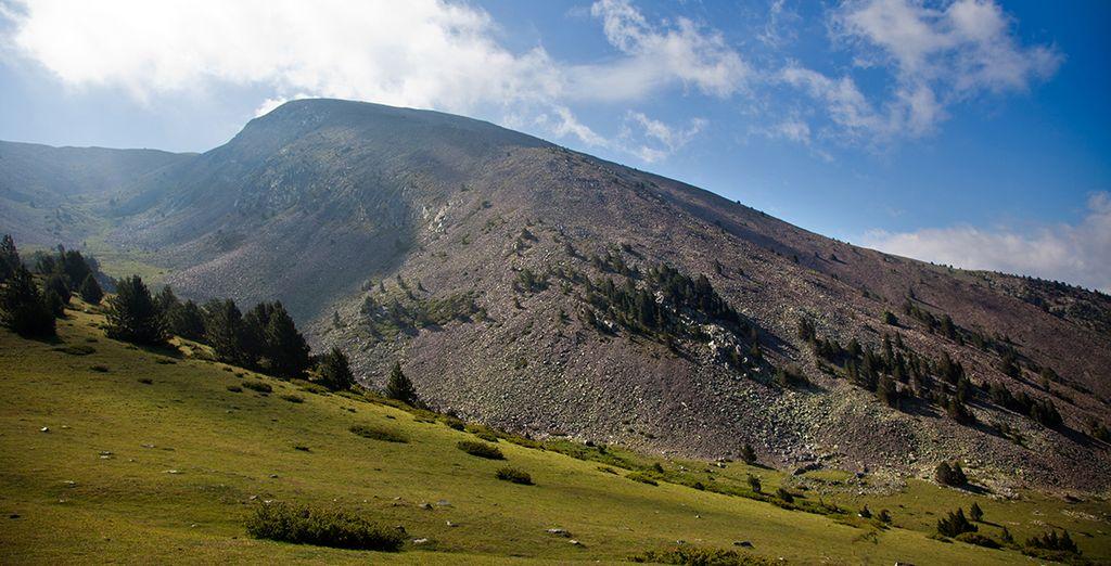 Une fois reposé et détendu, partez à la découverte de l'Andorre...