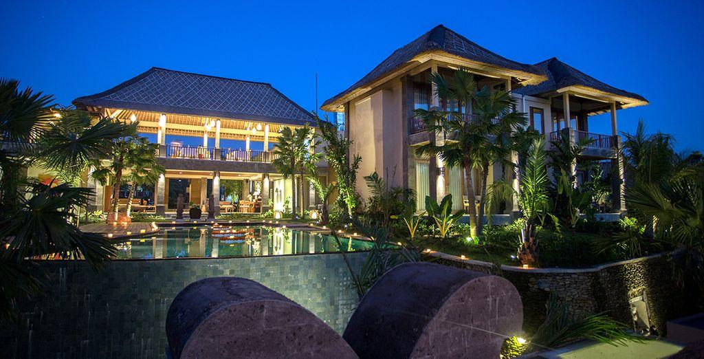 Vous commencerez votre voyage à Ubud, au coeur de l'île de Bali