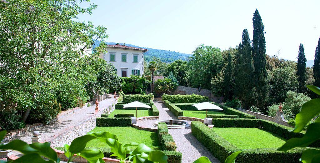 Bienvenue en Toscane