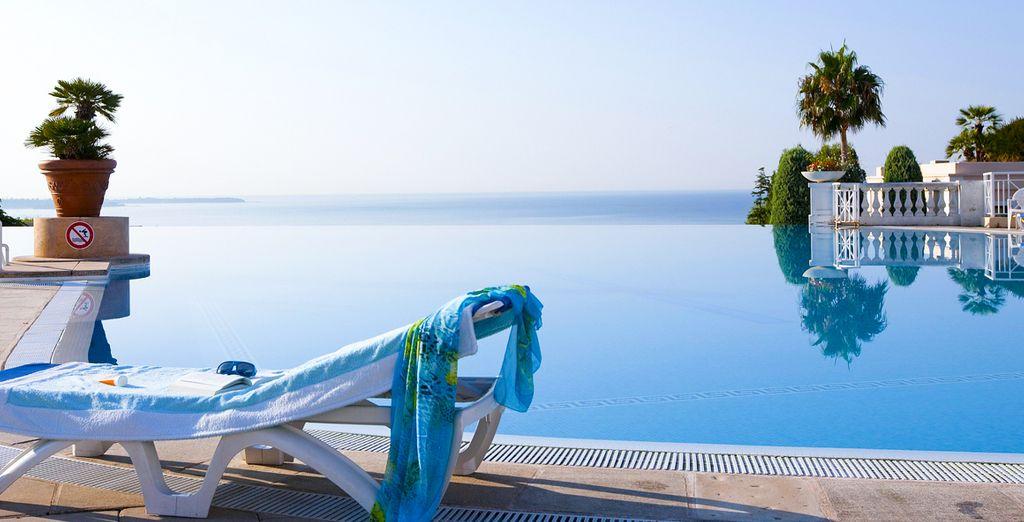Pourquoi ne pas emprunter un bain de soleil