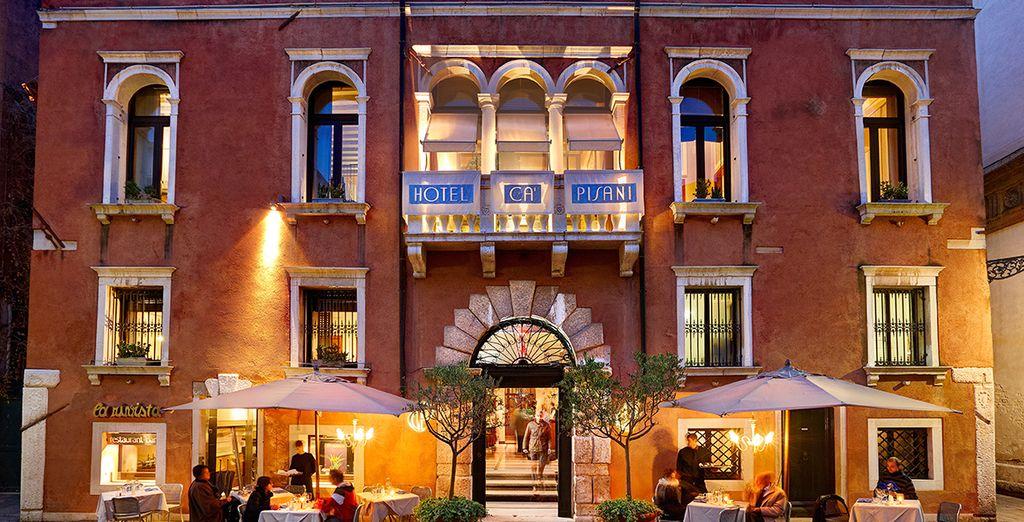 Bienvenue à l'hôtel Ca'Pisani