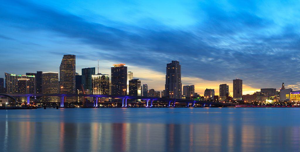 A New York comme à Miami, profitez au maximum de ces deux villes magnifiques ! Bon séjour
