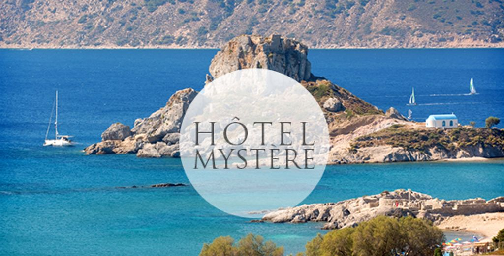 Hôtel Mystère... - Hôtel Mystère 5* à Kos Kos