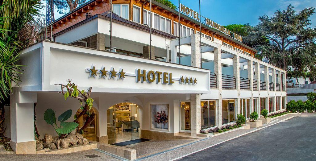 Hôtel Shangri-La La Roma 4* avec Voyage Privé