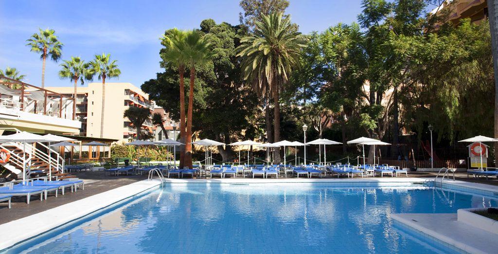 Poussez les portes d'un des hôtels les plus branchés de la région - Hôtel Luabay Tenerife 4* Puerto La Cruz
