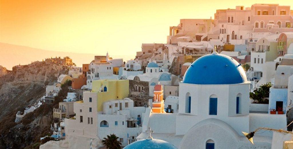 Santorin - Les Cyclades - Combiné Santorin / Mykonos **** Santorin