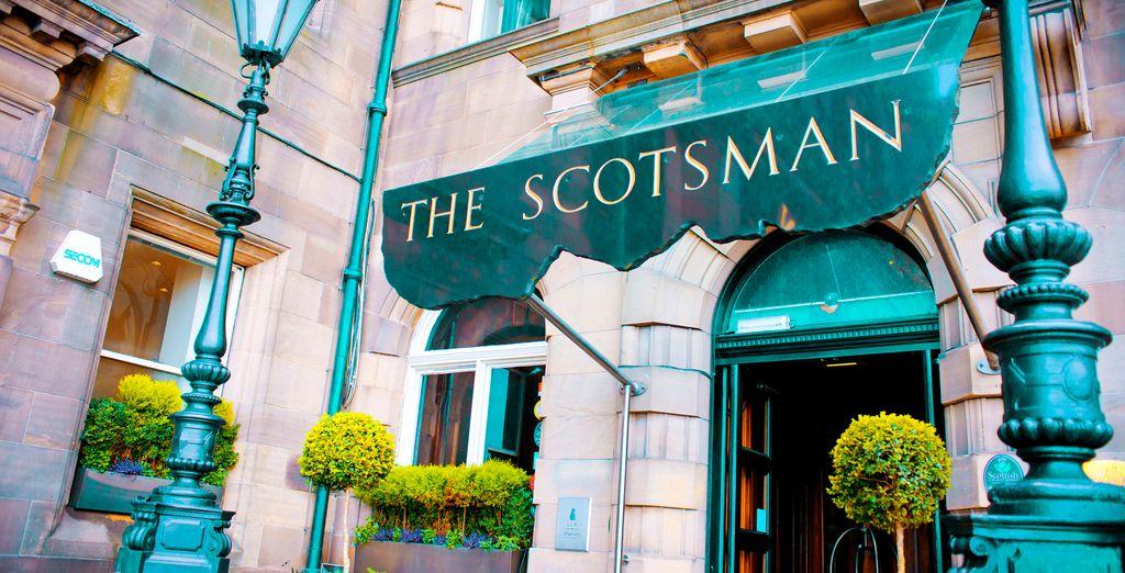 The Scotsman Hotel 4*