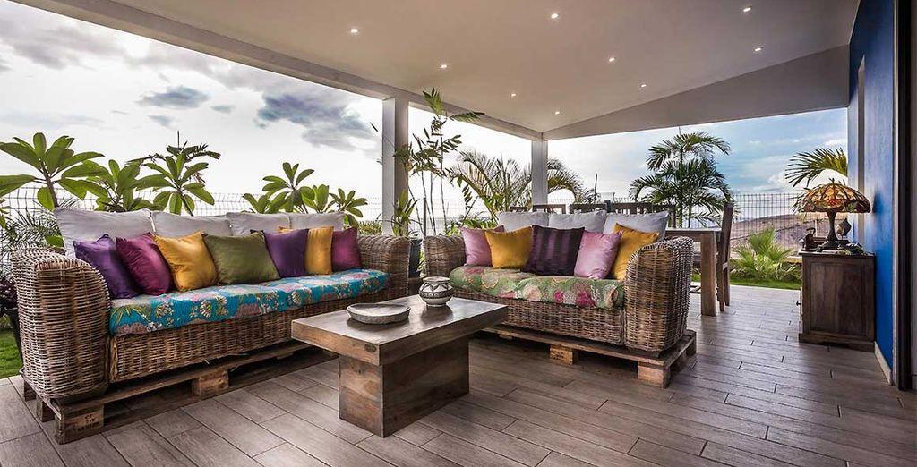 Peu importe vos lieux de villégiature, vous vivrez l'escale parfaite pour découvrir l'île de La Réunion....