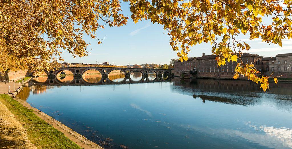 Passez des vacances à Toulouse