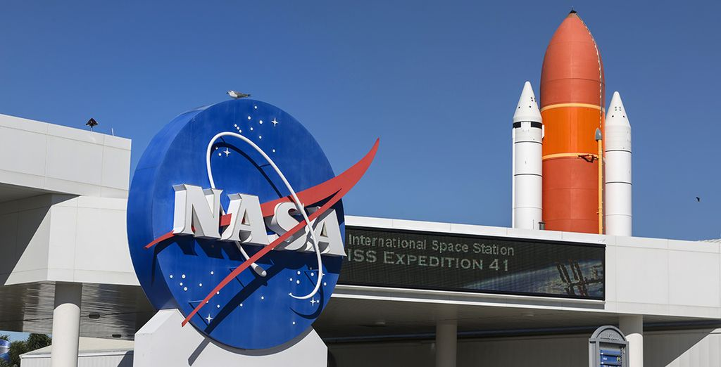 Au programme : le Kennedy Space Center
