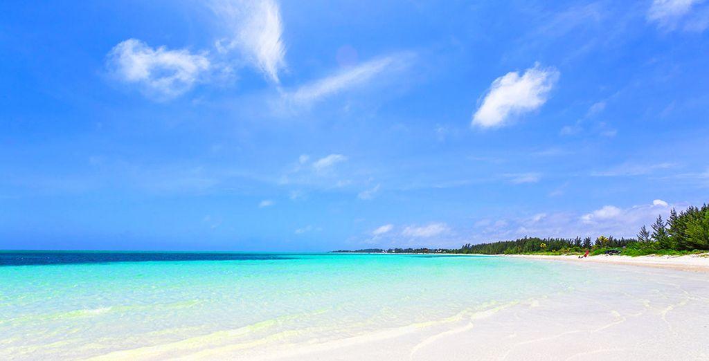 Partez vous évader aux Bahamas