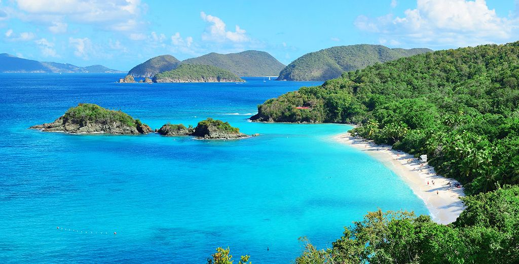 Prélassez-vous sur les plages de Saint-Barthelemy