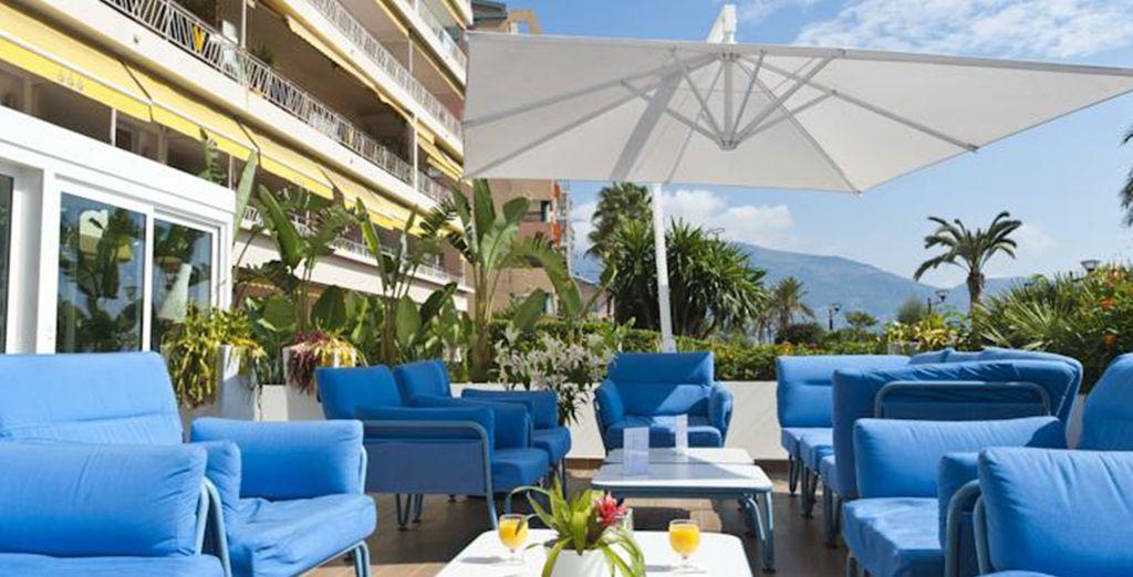 A moins que vous ne préfériez profiter du soleil de la Côte d'Azur...