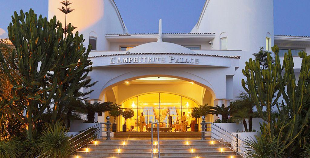 Posez vos valises dans un hôtel luxueux le temps d'un séjour entre détente et découverte