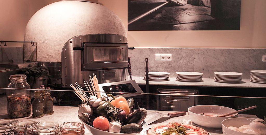 Goûtez aux saveurs italiennes du San Carlo Restaurant