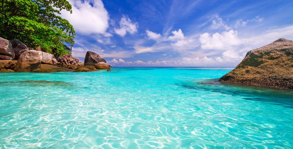 Pour ajouter un peu de farniente à vos vacances, prolongez le voyage dans le sud thaïlandais