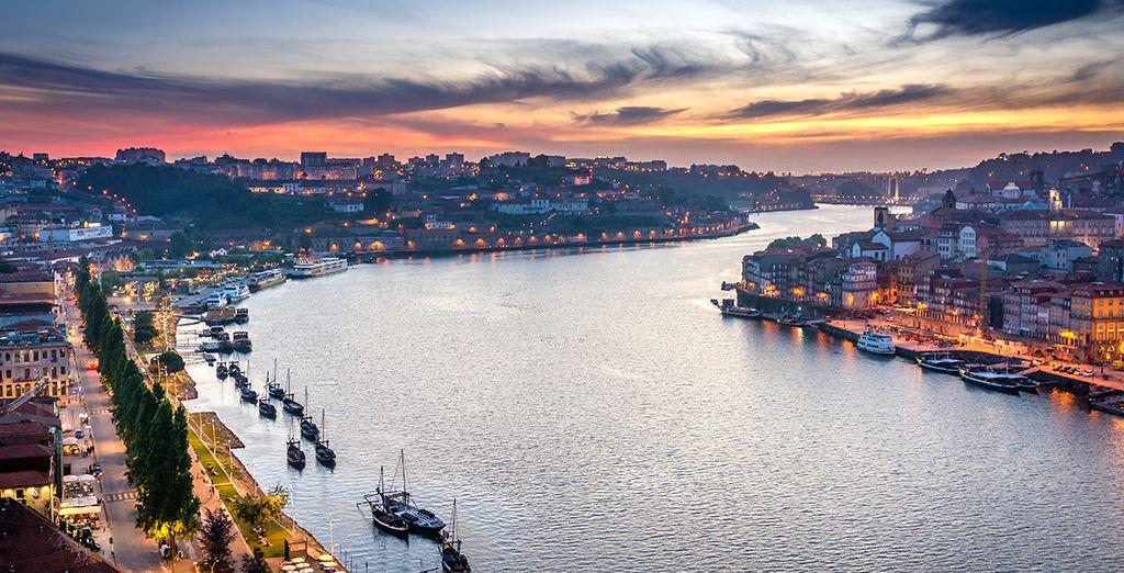 Puis partez à la découverte de Porto... Bon séjour !
