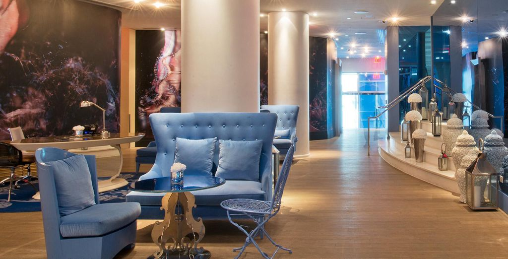 Un hôtel alliant luxe et élégance