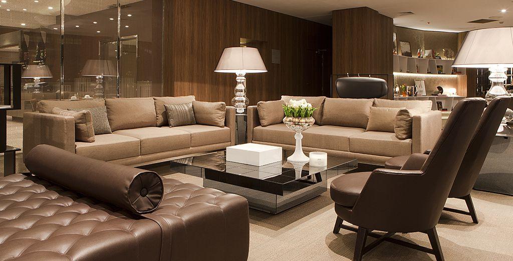 Qui donnera le ton de votre séjour : élégance & modernité