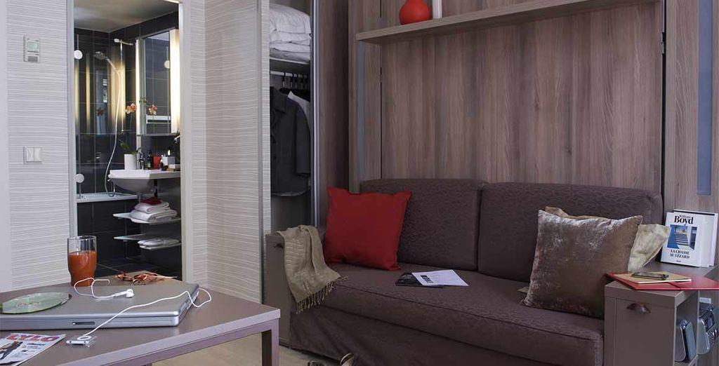 Aparthotel Adagio Paris Opera 4*
