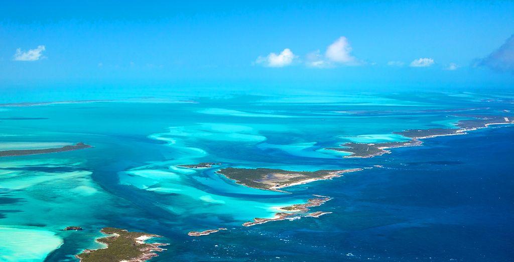 Puis visitez Nassau et sa Cable Beach