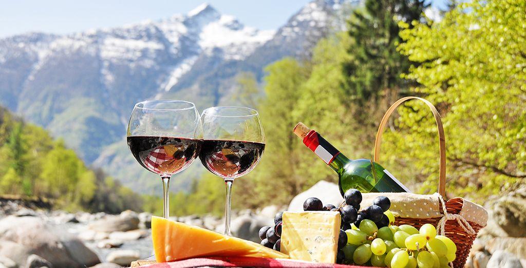 Afin de profiter de tous les plaisirs que la montagne a à vous offrir...
