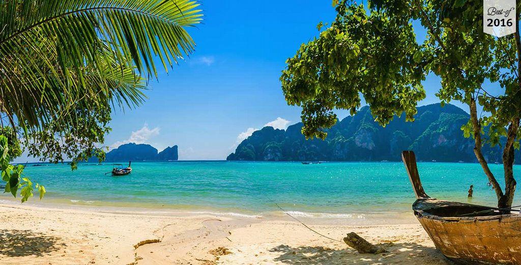 Vous serez émerveillé par la beauté de Phuket...