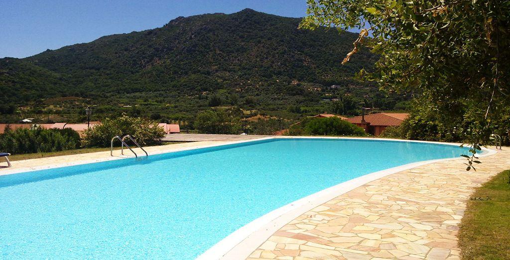 Votre séjour sera grandiose - Hôtel Sa Rocca 4* Guspini