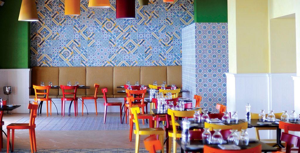 Restaurants à la décoration pointue et plats délicats vous attendent