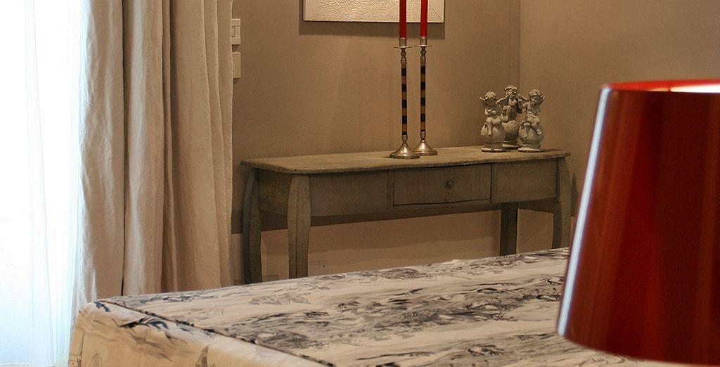 Un mobilier classique et élégant