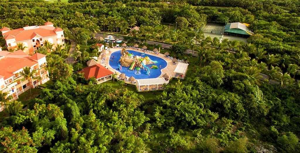 L'hôtel idéal pour des vacances en famille sous le soleil de Punta Cana