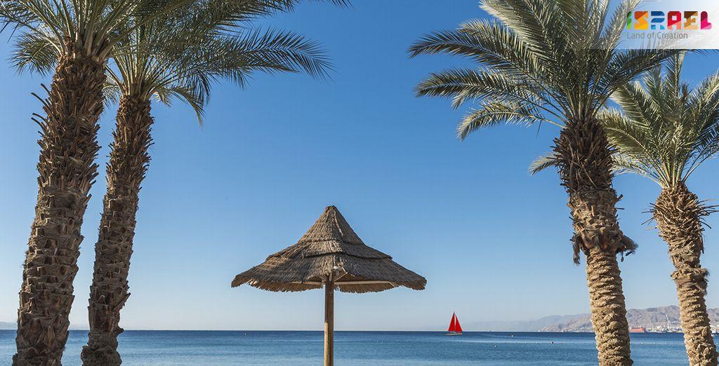 Rendez-vous à Eilat...