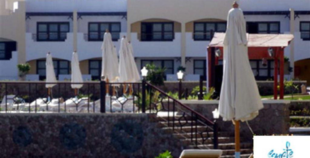 - Aquamarine Sun Flower Resort **** - Taba - Egypte Taba