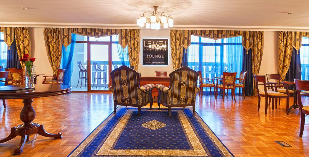L'hôtel Melia Grand Hermitage 5 vous offre ambiance et service exceptionnels... - Hôtel Melia Grand Hermitage 5 * Sofia