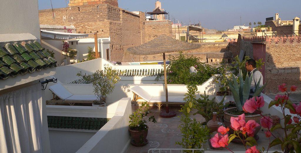 Et un confort rare - Riad Le Coq Berbère Marrakech