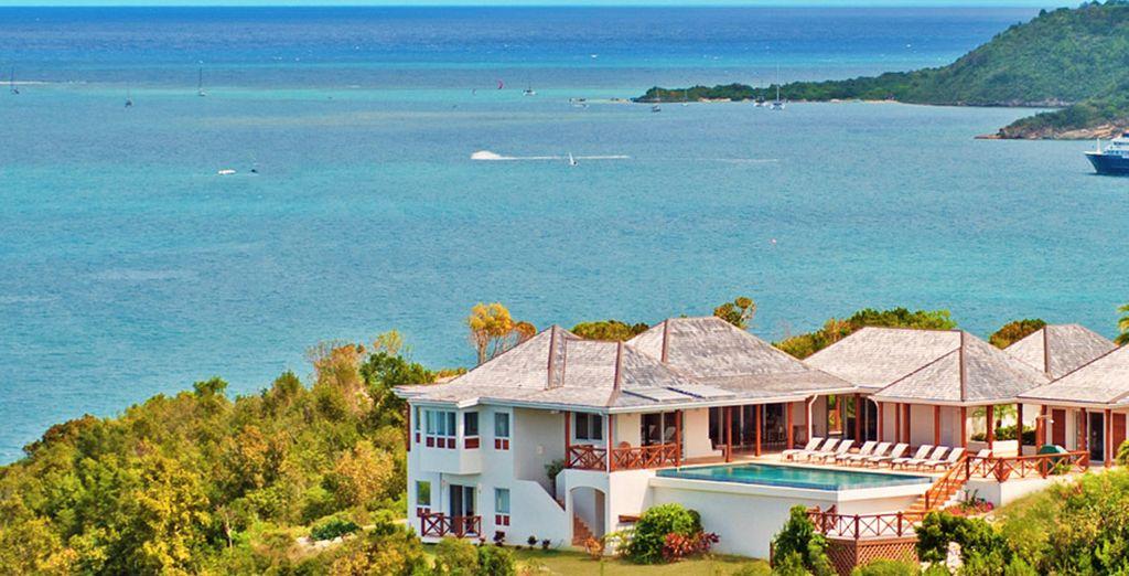 Niché au cœur de jardins tropicaux luxuriants... - Nonsuch Bay Resort 4* Free Town