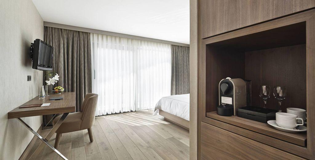 o ancora una Grand Deluxe Room