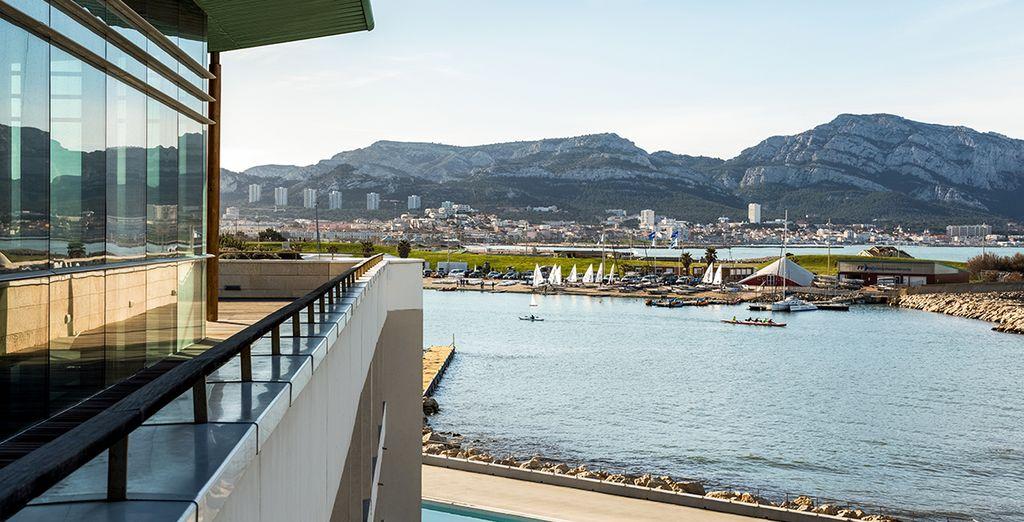Il Radisson Blu Hotel Marseille Vieux Port 4* vi apre le sue porte