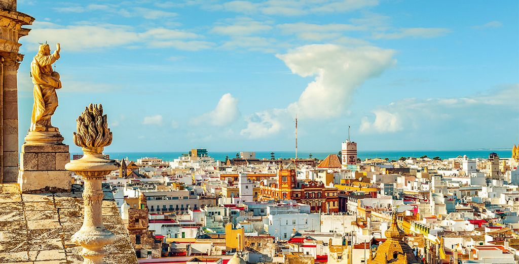 L'Andalusia è un luogo magico