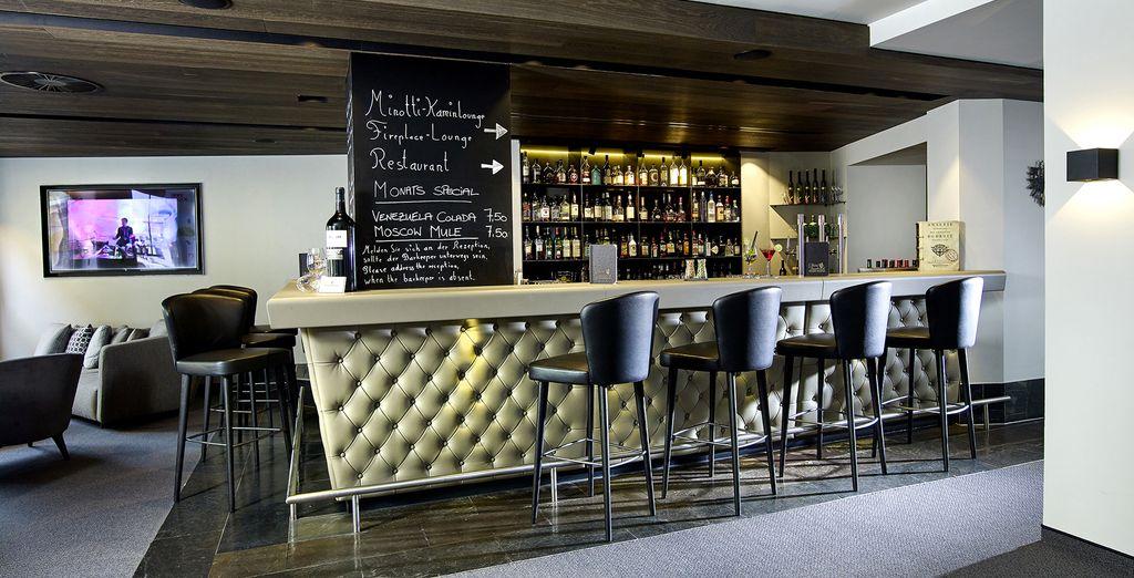 O rilassatevi al Bar Lounge