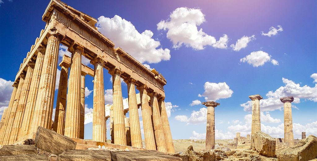 visitate il più grande complesso architettonico ed artistico lasciato dalla civiltà greca a tutto il mondo