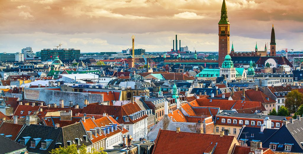 Una città meravigliosa dove godersi aria pura e cultura