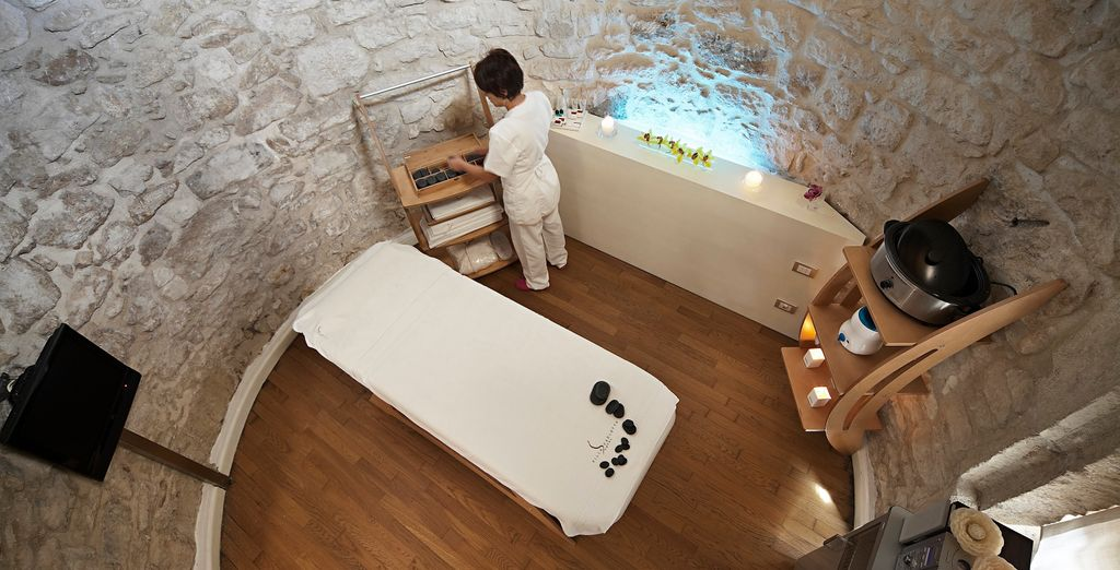 Concedetevi un massaggio rinfrancante